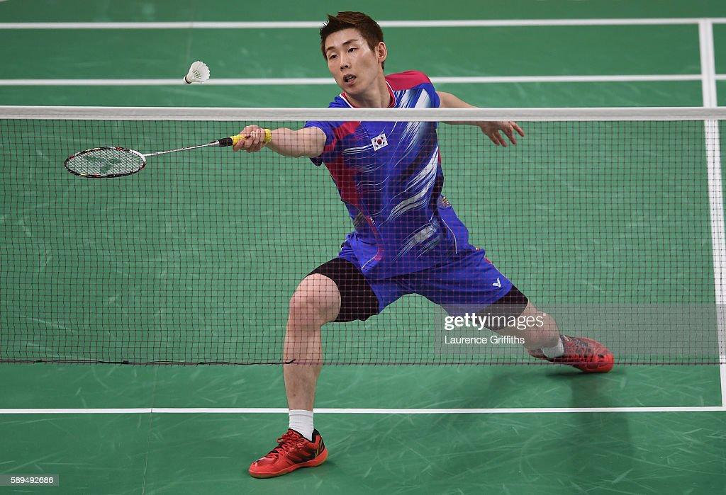 Badminton - Olympics: Day 9 : News Photo