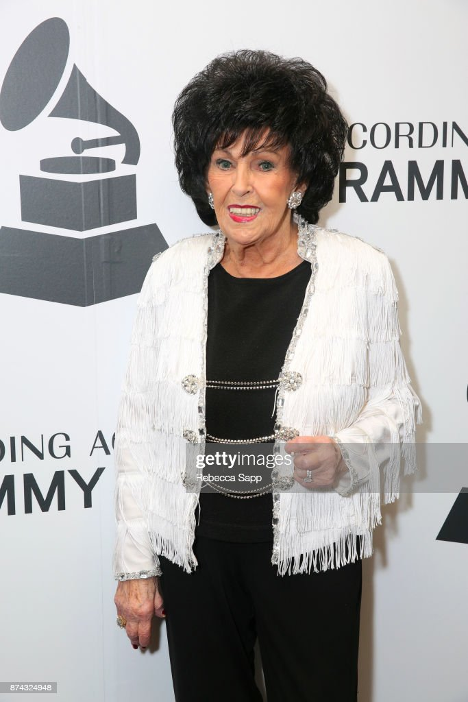 Wanda Jackson attends An Evening With Wanda Jackson on November 14, 2017 at the GRAMMY Museum in Los Angeles, California.