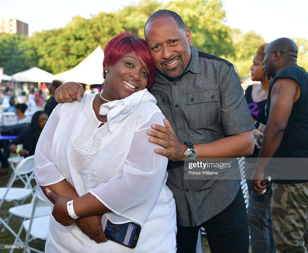 Atlanta Funk Fest 2016 : News Photo