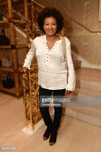 Wanda Sykes attends Glamour x Tory Burch Women To Watch Lunch on September 15 2017 in Beverly Hills California