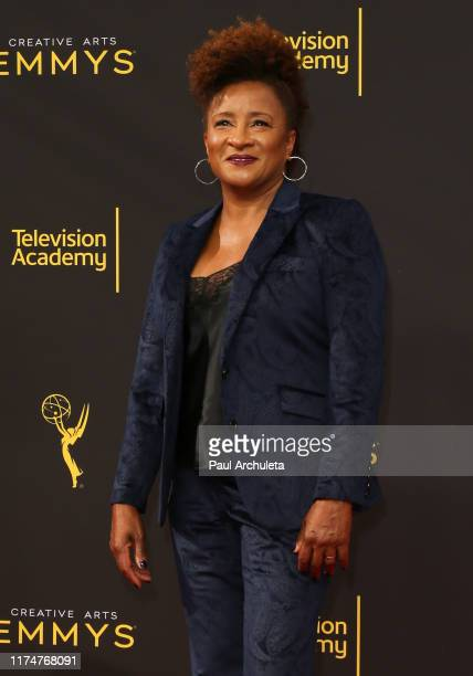 Wanda Sykes attends the 2019 Creative Arts Emmy Awards on September 14 2019 in Los Angeles California