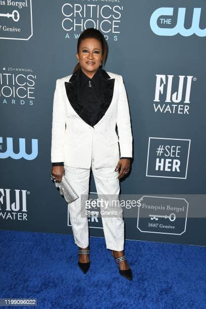 Wanda Sykes attends the 25th Annual Critics' Choice Awards at Barker Hangar on January 12 2020 in Santa Monica California
