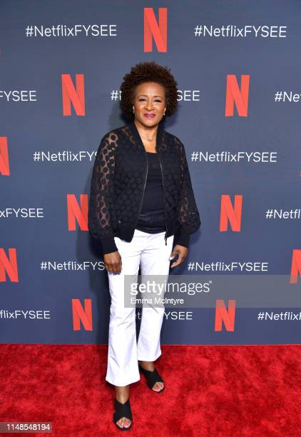 Wanda Sykes attends the 'Netflix Is A Joke' screening at Raleigh Studios on May 11 2019 in Los Angeles California