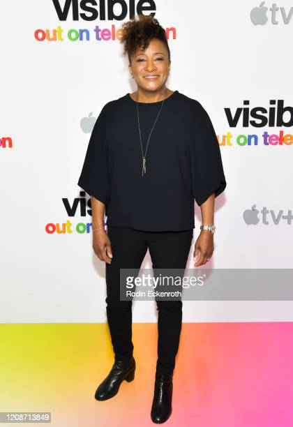 Wanda Sykes attends the LA Special Screening of Apple TV's Visible Out On Television at The West Hollywood EDITION on February 25 2020 in West...