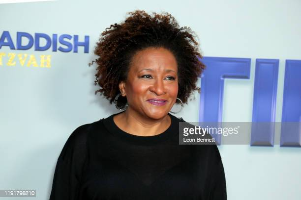 Wanda Sykes attends Tiffany Haddish Black Mitzvah at SLS Hotel on December 03 2019 in Beverly Hills California
