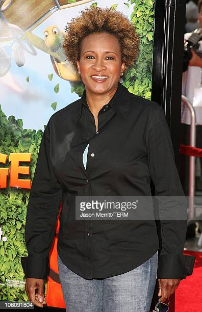 Wanda Sykes during Dreamworks' Over The Hedge Los Angeles Premiere Arrivals at Mann Village Theatre in Westwood California United States