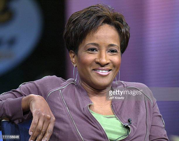 Wanda Sykes during MTV Networks TCA July 23 2004 at Century Plaza in Los Angeles California United States