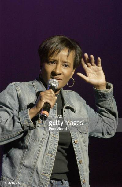 Wanda Sykes during Planned Parenthood Stand Up for Choice Extravaganza at Warner Theater in Washington DC New York United States
