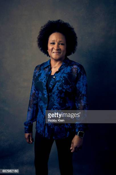 Wanda Sykes of truTVs Talk Show the Game Show poses for a portrait at The Wrap and Getty Images SxSW Portrait Studio on March 11 2017 in Austin Texas