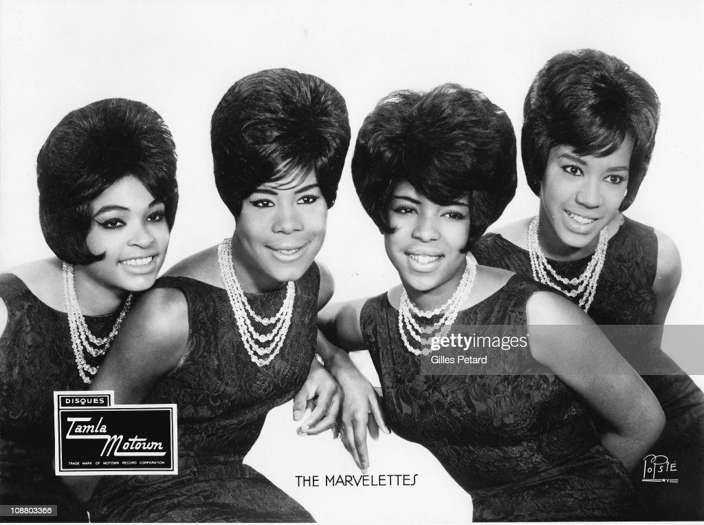 The Marvelettes : News Photo