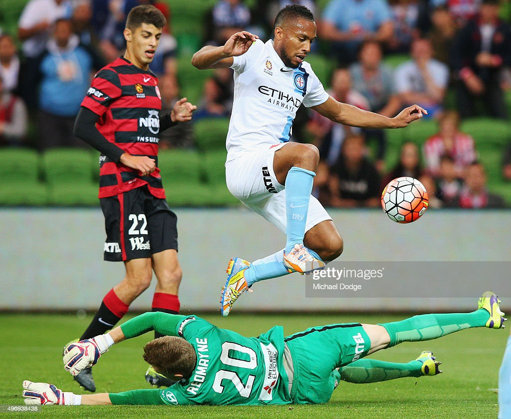 A-League Rd 6 - Melbourne v Western Sydney