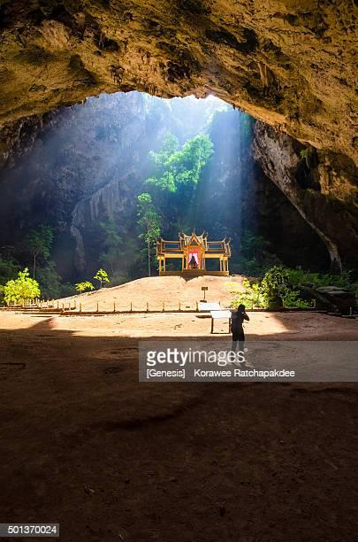 Wanderlust at Thailand cave