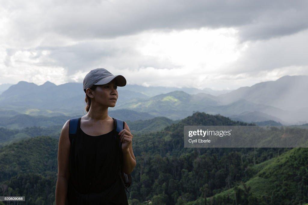 Wanderlust Laos : Stock Photo