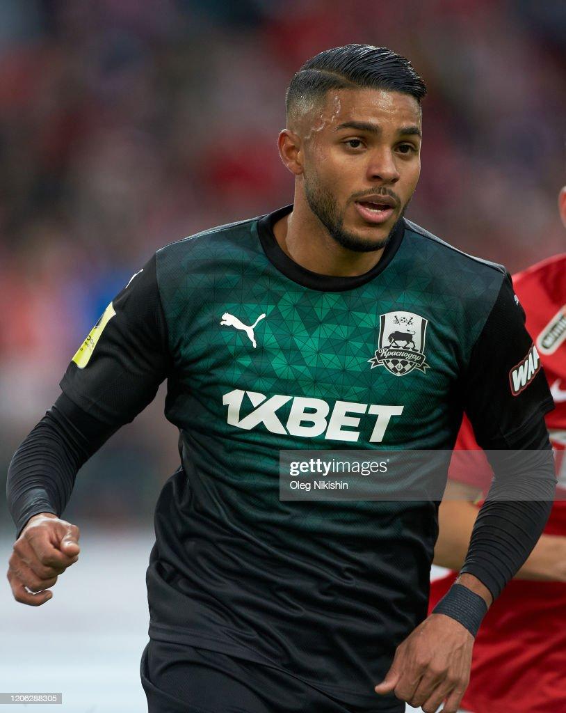 Wanderson Of Fc Krasnodar During The Russian Football League Match News Photo Getty Images