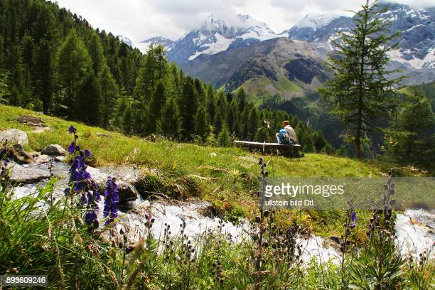 Wanderung zur Duesseldorfer Huette 2721 m Sulden ist ein Bergdorf mit etwa 400 Einwohnern im Suldental im westlichen Teil Südtirols Es gehoert zur...