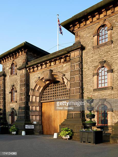 wandsworth prison - wandsworth stock pictures, royalty-free photos & images