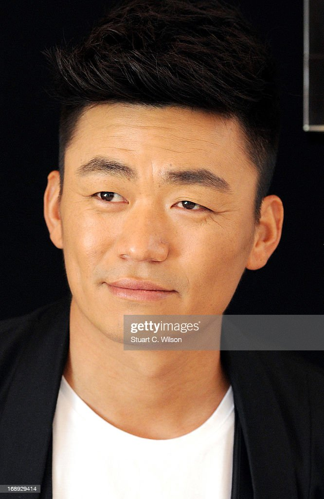 Wang Boaqiang attends the 'Iceman Cometh 3D' Photocall and Press conference at the 66th Annual Cannes Film Festival on May 17, 2013 in Cannes, France.