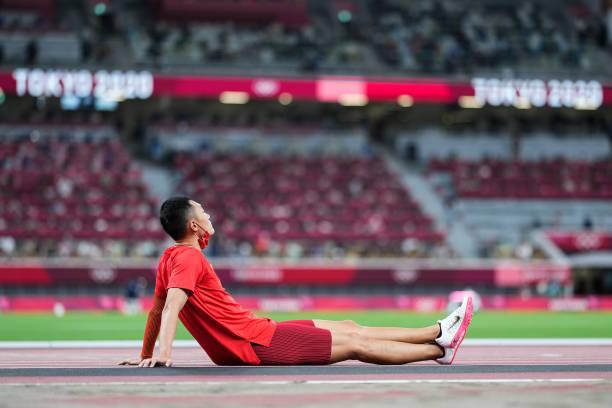 JPN: Athletics - Tokyo 2020 Olympics - Day 8