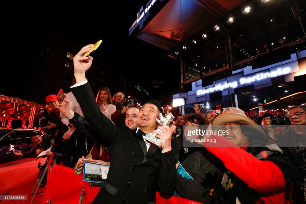 DEU: Closing Ceremony - Red Carpet Arrivals - Audi At The 69th Berlinale International Film Festival