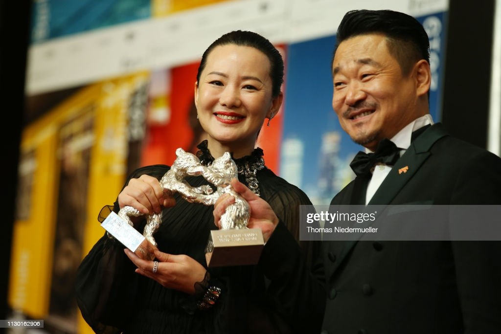 DEU: Award Winners Press Conference - 69th Berlinale International Film Festival