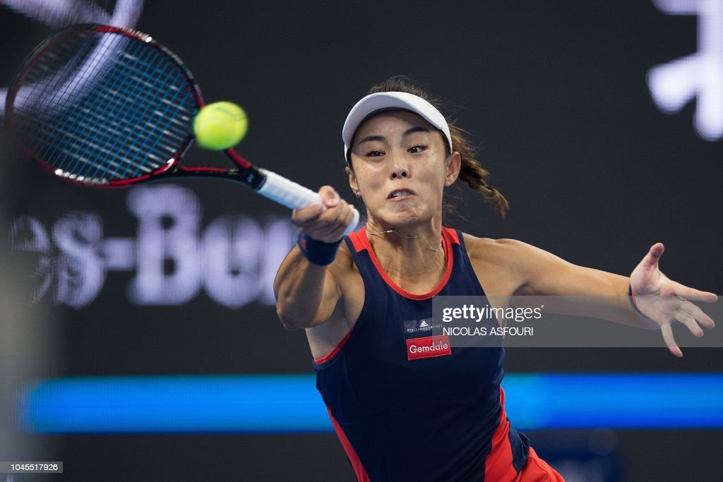 TENNIS-ATP-WTA-CHN : News Photo