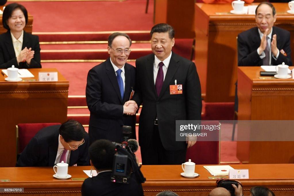China's National People's Congress  - Fifth Plenary Meeting