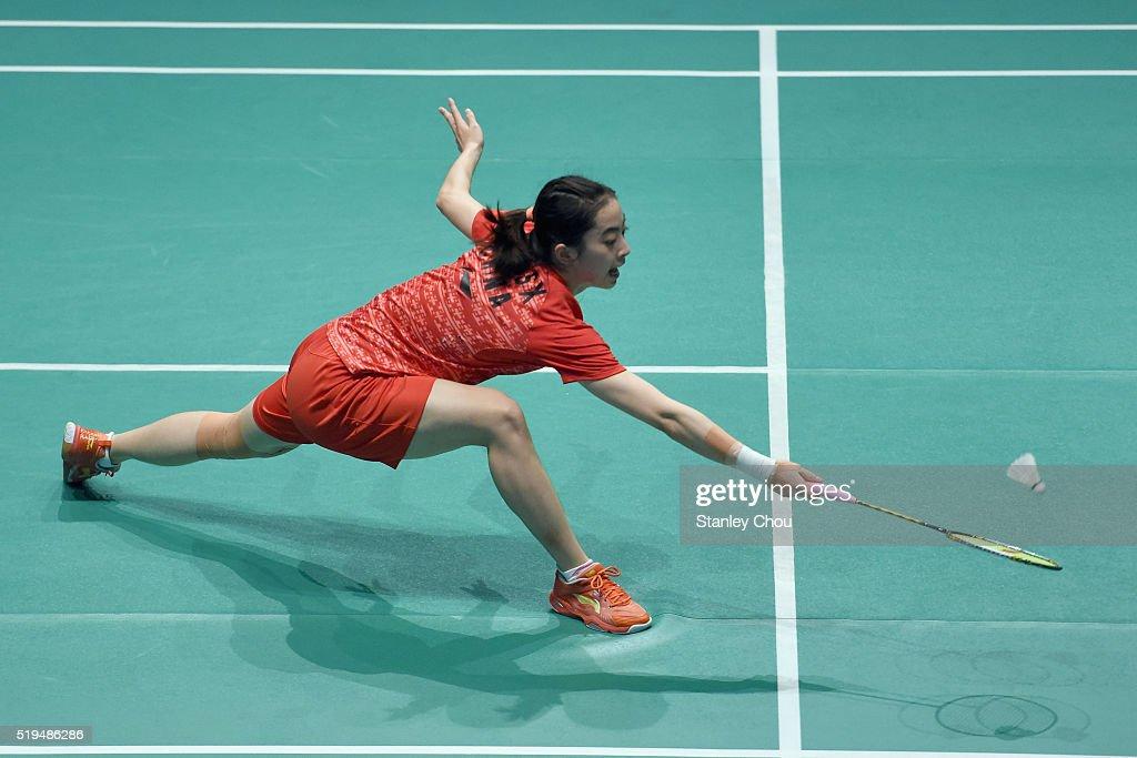 BWF World Super Series Badminton Malaysia Open - Day Three