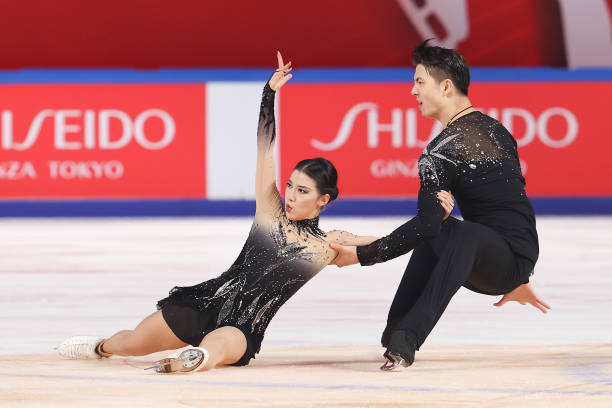 CHN: ISU Grand Prix of Figure Skating - Cup of China - Day 2
