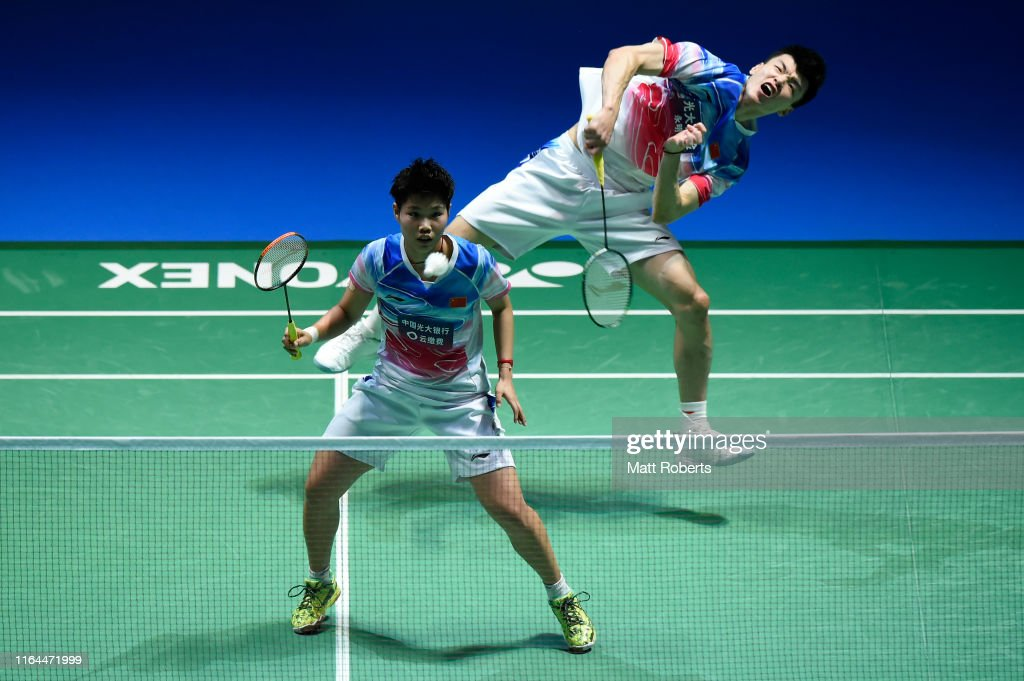 Daihatsu Yonex Japan Open - Day 5 : News Photo
