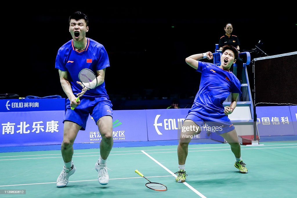 Asian Badminton Championship 2019 - Day 6 : News Photo