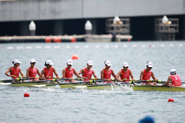 JPN: Rowing - Tokyo 2020 Olympics - Day 7