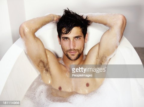 Bath nude