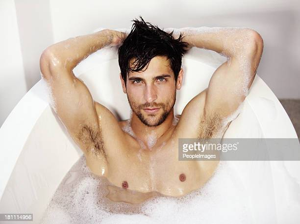 wanna join me? - shirtless stock pictures, royalty-free photos & images