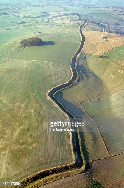 Wansdyke Wiltshire 1997 Wansdyke is an extensive frontier earthwork probably constructed in the late Roman period Its function is most likely a means...