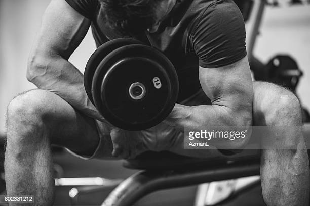 I want my biceps to be bigger