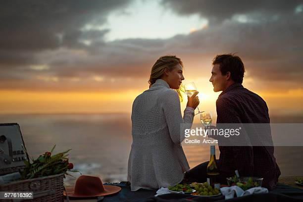 I want to spend every sunset with you