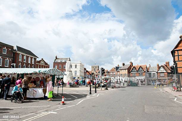 wantage betjeman literary festival - oxfordshire stock pictures, royalty-free photos & images