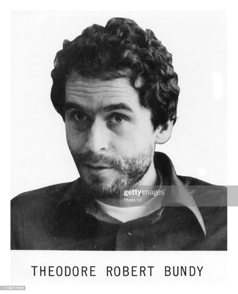 Fbi Wanted Poster For Theodore Robert Ted Bundy Was An