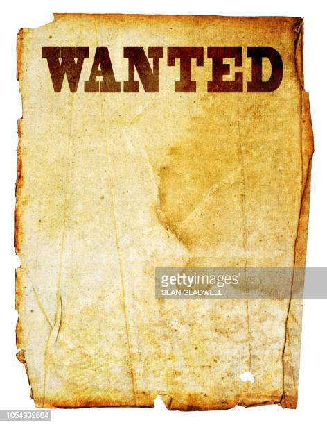 wanted poster - wanted poster stock photos and pictures