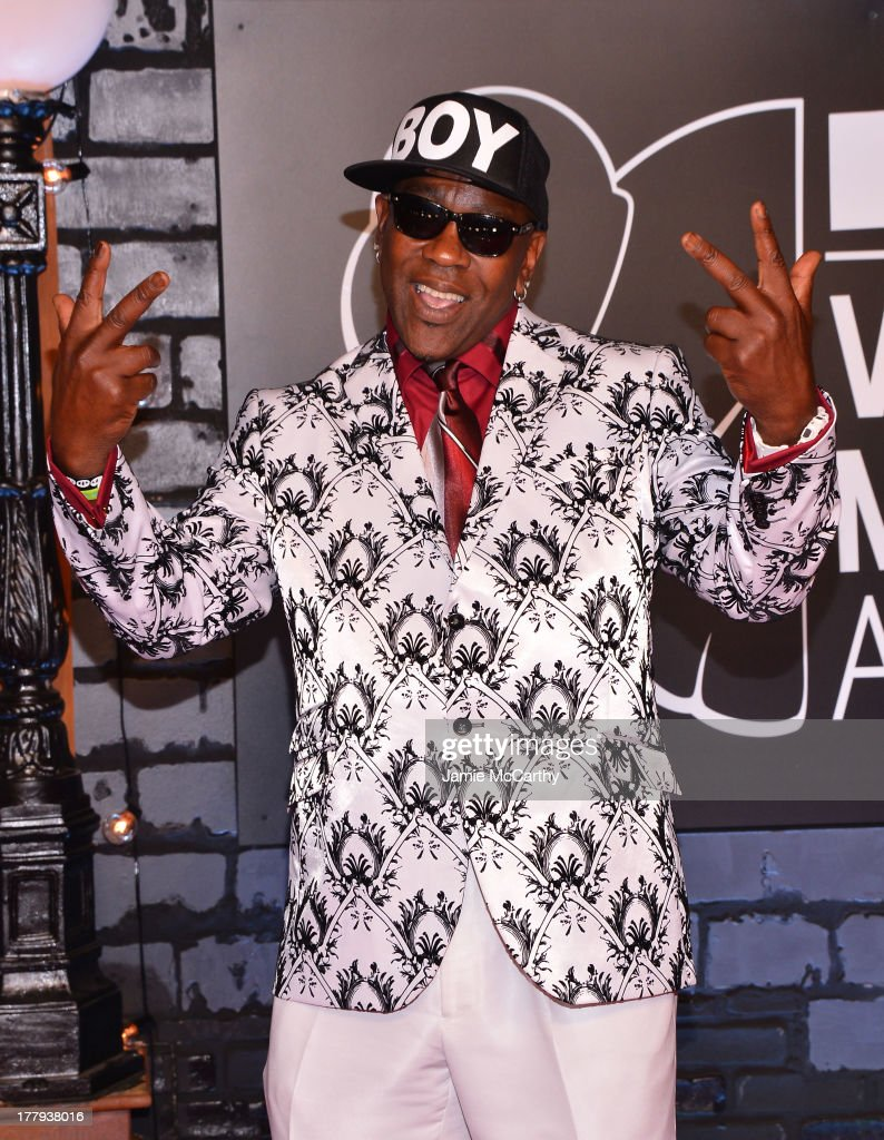 Wanz attends the 2013 MTV Video Music Awards at the Barclays Center on August 25, 2013 in the Brooklyn borough of New York City.