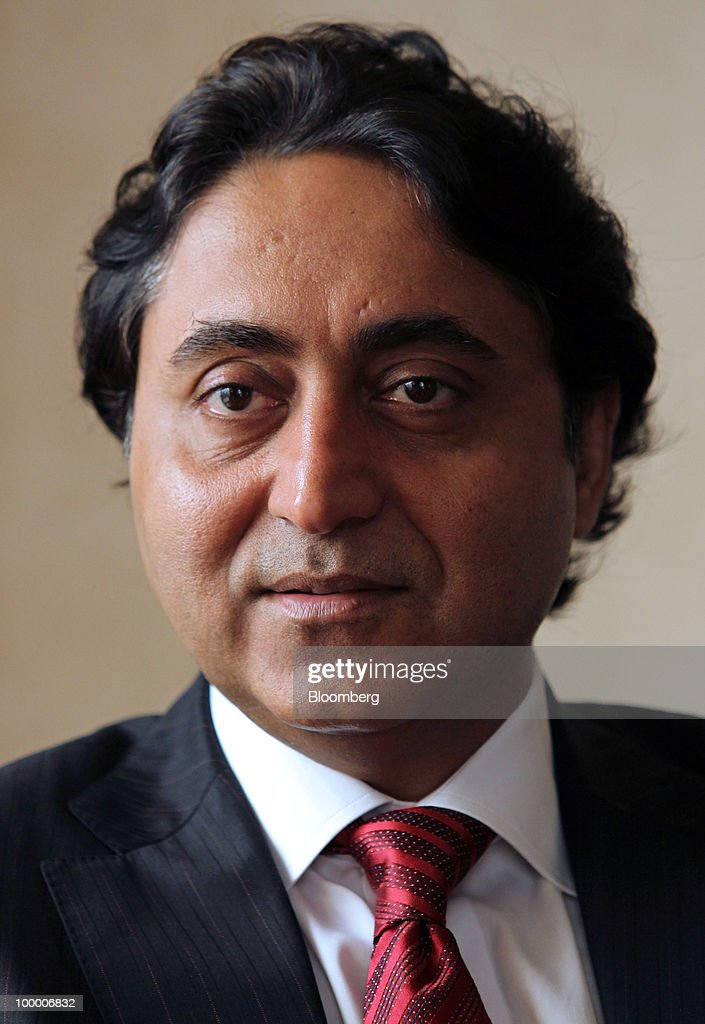 Waqar Ahmed Khan, Pakistan's minister of privatization, pauses during an interview at the 6th World Islamic Economic Forum (WIEF), in Kuala Lumpur, Malaysia, on Thursday, May 20, 2010. The forum concludes today. Photographer: Goh Seng Chong/Bloomberg via Getty Images