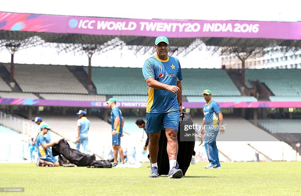 ICC World Twenty20 India 2016:  Pakistan Training and Press Conference