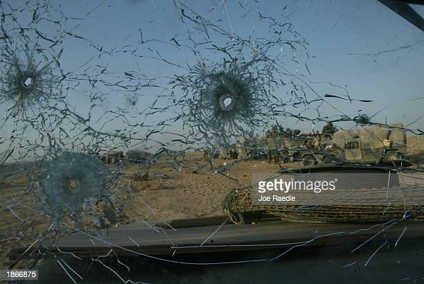 War Against Iraq Continues