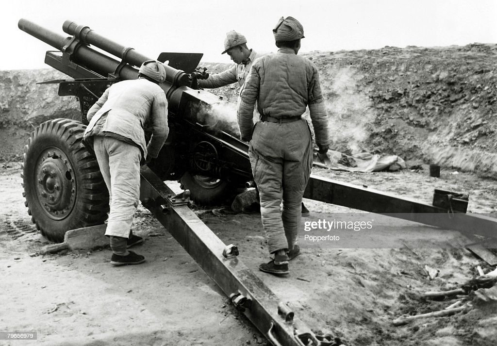 War and Conflict, Chinese Civil War, , pic: 12 th May 1948, An