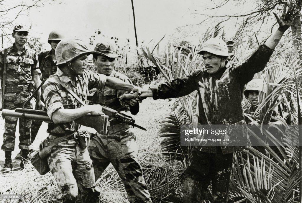 the vietnam war a guerrilla warfare The guerilla warfare tactics of the north vietnamese required us military leaders to modify their combat strategy during the vietnam war the guerilla warfare tactics of the north vietnamese required us military leaders to modify their combat strategy during the vietnam war.
