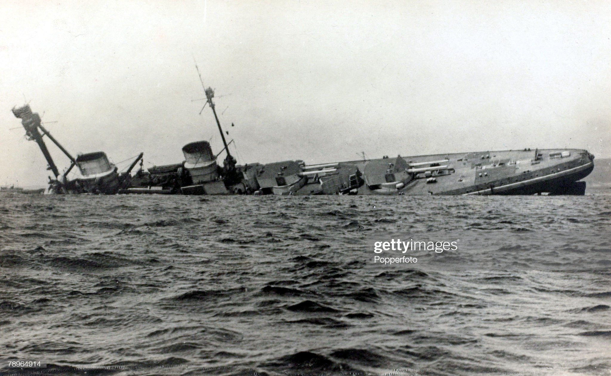 https://media.gettyimages.com/photos/war-and-conflict-world-war-i-pic-21st-june-1919-the-german-fleet-at-picture-id78964914?s=2048x2048