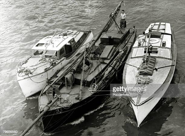 May 1940 The Battle of Dunkirk Some of the small boats which helped in the evacuation from Dunkirk The Battle of Dunkirk which took place approx 25th...