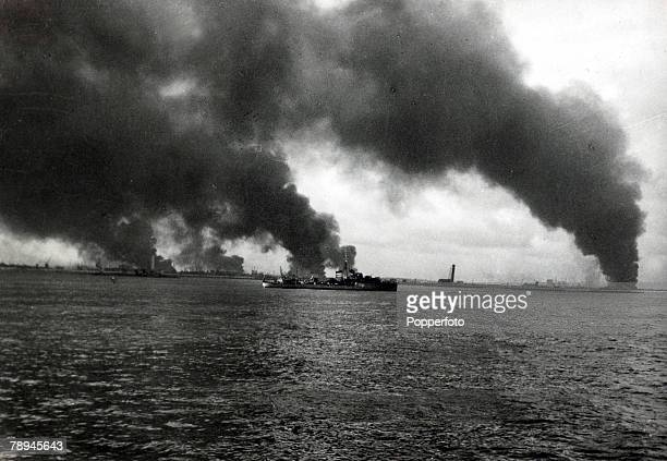 May / June1940 The Battle of Dunkirk The port Dunkirk shrouded in smoke after fires had been started by German bombing The Battle of Dunkirk which...
