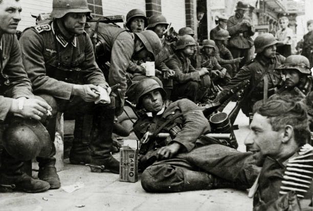 World War  Cakes And Biscuits