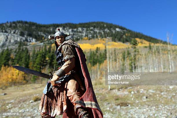 war embodied - barbarian stock photos and pictures